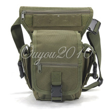 Fashionable Swat Military Waist Pack Weapons Tactics Outdoor Sport Ride Leg Bag Special Waterproof Drop Utility