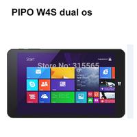 "Cheap windows tablet PiPO W4 8"" IPS 1280x800 Intel 3735G Quad Core RAM 1GB ROM 16GB Dual Cameras WIFI Bluetooth HDMI"