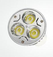 5pcs/lot 3w LED Spotlight MR16 12v Bright Led Light Bulb LED Lamp Freeshipping