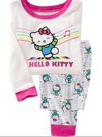 18-24M New 2014 Retail Hot Baby pajama girls boys long sleeve boys pajamas nightgown clothing kid pajama sets sleepwear P-21