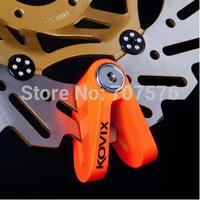 14mm Hongkong Kovix Disk Brake Lock Motorcycle alloy steel Prevents Theft Lock Certified Multi  Super anti-burglar Lock