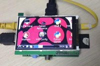 Free shipping! LCD module Pi TFT 3.6 inch for raspberry pi display screen