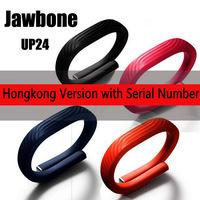 100% original smart Jawbone UP24 sports Bracelet not Jawbone UP2  Blue/Black/Red/Pink/Dark Blue
