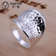 new 925 Sterling Silver Thumb Ring Fine Fashion Women Silver Jewelry finger Rings Best Gift Free Shipping Wholesale H925