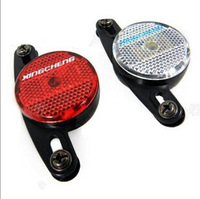 New 2014 bike accessories light sensor waterproof led bike light with battery wholesale
