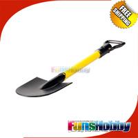 MHPC 1:10 RC Car Rock Crawler Accessory Trower  Off Road Plastic Scaled Shovel for  CC01 WRAIT CR01 F350 90 D110 Cod.FH31012