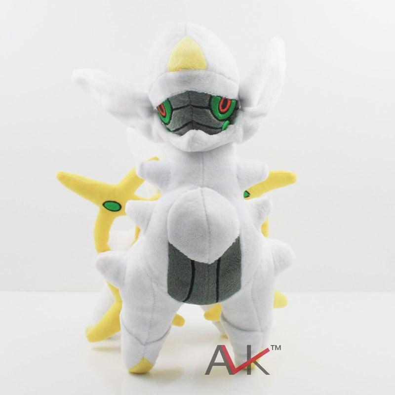 Pokemon Pocket Monster Plush Toys Sprites Dolls Cute Pocket Peluche Pokemon Arceus 25cm Pelucia Soft Stuffed Animal Toy PM0028(China (Mainland))