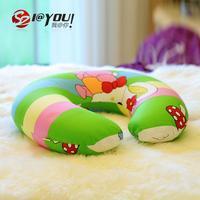 2014 New Pillow 100% Velvet Foam Pillow Nursing Pillow Kids Pillow Protect Neck SZ15 High Quailty Hot Sale Free Shipping