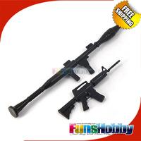MHPC 1:10 RC Car Rock Crawler Accessory Rifle Mortar Gun For Axial SCX10 EXO RC4WD Cod.FH31013