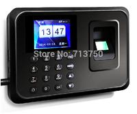 Biometric Fingerprint Time Clock Recorder Attendance Employee Digital Electronic Standalone Punch Reader Machine System