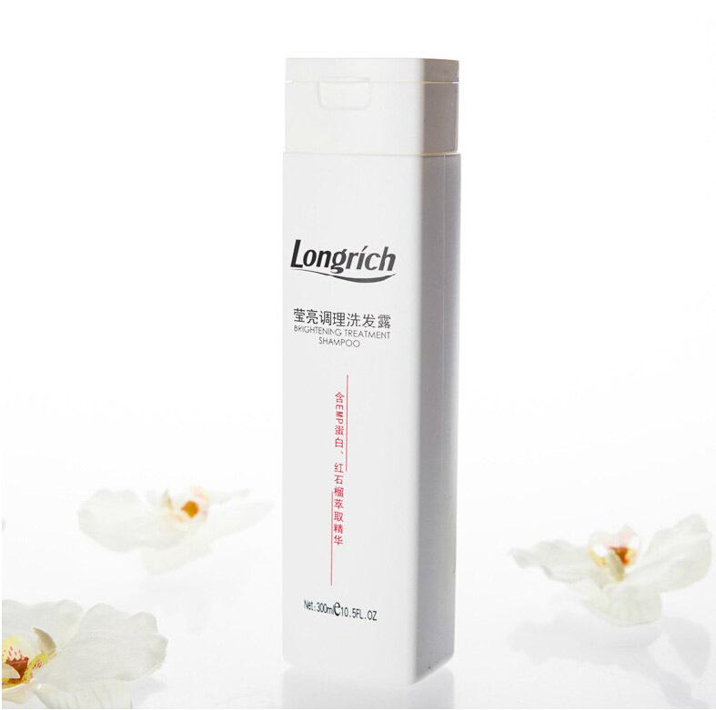 Longliqi Brightening Treatment Shampoo 300ml(China (Mainland))