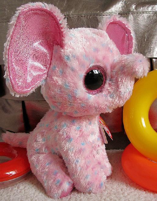 2014 New 15cm Mini Elephant Doll Cute Stuffed Animals Plush Toys Christmas Birthday Gift Free Shipping(China (Mainland))