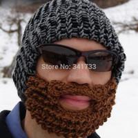 winter beanie ski mask women mens beanie hat beard hat,warm knit face mask crochet funny cap,gorros invierno