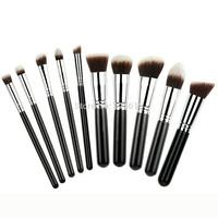 8pcs Synthetic essential kit  F80F82F84F86P80P82P84P86 kabuki makeup brushes sets kits