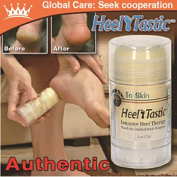 2 бутылок аутентичные горячая распродажа heel Tastic массаж ног крем , ремонт крем как видно по телевизору уход за ногами отшелушивающий мертвой кожи heel Tastic