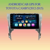 Android 4.2.2 Car GPS Player for Toyota Camry (2012-15) Touch Screen, BT, SWC,IPOD, RDS