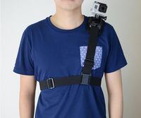 Go pro Shoulder Strap Single Shoulder Strap For GoPro Hero4 Hero3 Hero 3+ Camera Black