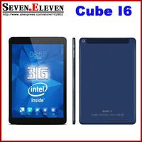 "New Cube I6 Tablet PC Intel 9.7"" 2048*1536 Retina Screen 3G Phone Call Z3735F Quad Core Android 4.4 2G RAM 32G ROM 8000mAh GPS"