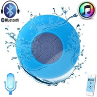 Waterproof Portable Wireless Bluetooth Speaker Shower Car Handsfree Receive Call