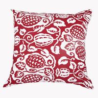 canvas decorative throw pillows for sofa  cushion cover 55x55cm ikea cushion off 15%