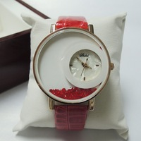 fashion & casual watches big dial flow wholesale men's and women's fashion Wristwatches free shipping
