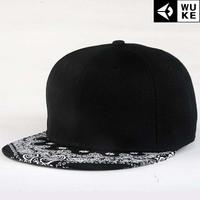 2014 Cashew flowers Hip-hop hat, baseball cap / tide flat brimmed hat men and women skateboard / Korean version of the hat
