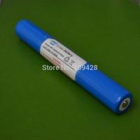 Free shipping 7.2V 7.4V Lithium Li-ion samsung 18650 2600mAh  with PCM  Li-ion NCM  battery pack strip shape