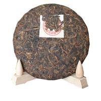 Made in 1985 Premium Yunnan puer tea,Old Tea Tree Materials Pu erh,357g Ripe puerh Tea Green Food+Secret Gift+Free shipping
