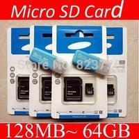 Wholesale High Quality Micro SD Memory Card Class10 32GB 64GB 4GB 8GB 16GB Microsd SDHC TF Card Flash Free Card Reader