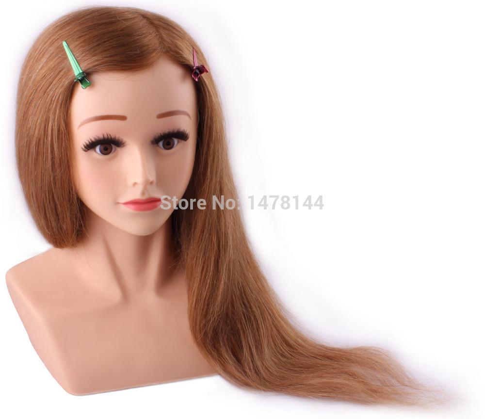 Как сделать манекен с волосами
