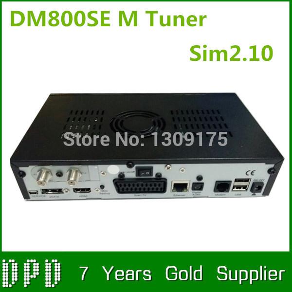 1pcs dvb-s2 ALPS M tuner DM800se satellite receiver 800se sunray 800 HD SE digital Satellite TV Receiver()