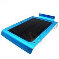 46 Leds Outdoor Sensitive Motion Sensor Home Yard Solar Panel Waterproof Garden Stairs Security Light Lamp