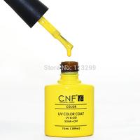 12PCS(You Choose 10Color+1 Foundation Base Coat+1 Top Coat) Soak Off LED & UV Gel Nal Polish Lacquer CNF Nail Polish