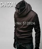 M-XXXL size 5 Colors Hot Men's Hoodies,Slim fashion ruslana korshunova zipper with a hood sweatshirt outerwear free shipping