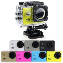 Action Camera Full HD DVR Sport DV SJ4000 version 1080P Helmet 30m/90ft Waterproof Camera Motor Mini DV Diving Housing Case Set(China (Mainland))