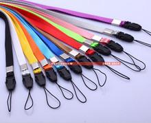 1pcs/lot Long design thickening rope mobile phone camera ordinazione machine testificate lanyard hangings 9.9 bag free shipping