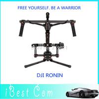 2014 original DJI Ronin 3 Axis Camera Handheld Gimbal Gyro Stablizer Remote Control for professional video EMS free shipping