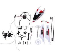 WLtoys V911 Pro V911 V2  Accessories Bag Screws Motor Main Blades Parts Spare Parts For 4Ch V911 V911-1 V911-2 RC Helicopters