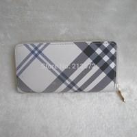 Euramerican Fashion Women's Wallet PU Leather Print Zipper Long Wallets Holders Purse Clutch Wallet Coin Purse Retail&Wholesale