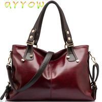 2014 new women messenger bag genuine leather new women handbag fashion  bag portable shoulder bag cross-body bolsas