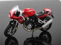 Scale Model Motorcycle Racing Toys Super Motor 1/12 Scale Diecast Metal Motrocycle Toy for Boys Freeshipping