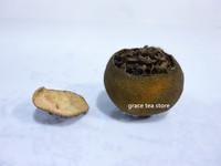 500g  Tangerine  Pu'er  Tea  5 Aged  Cirrus Tea Pu'er /  Puerh  Cooked Tea