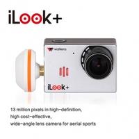 Walkera FPV iLook+ HD Camera 1920x1080P 13MP Built-in 5.8Ghz Transmitter Compatible with Fatshark Walkera DEVO F7 QR X350 Pro