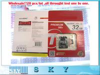 20pcs/lot  TF card Micro SD card 32GB TF card + Adapter,DHL Free Shipping!!