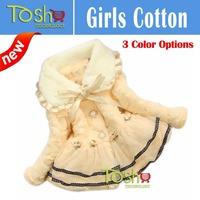 New Hot Retail 1pcs Autumn Winter Children Warm Coat Children Outerwear Faux Fur Coats Jackets for Girls Free Shipping