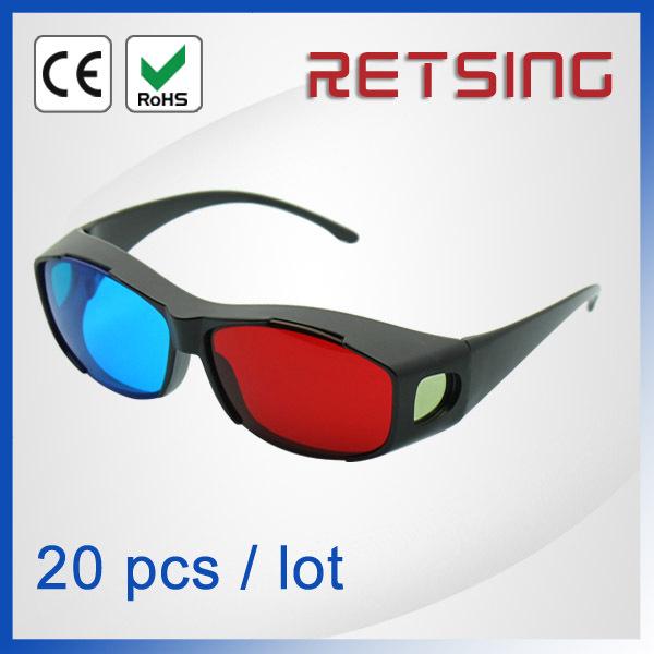 3D-очки Retsing Google VR 3D 20piece 888 3d очки oem google 3d vr hd 3d k0038