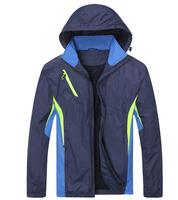 2014 brand Omni-Tech softshell jacket men waterproof windproof winter plus size fleece jacket men Camping Hiking ski jacket
