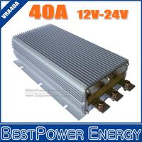 3 Years Warranty, DC to DC Converter 12V to 24V 40A 960 Watt Step-up DC-DC Converters Boost Module Voltage Regulators