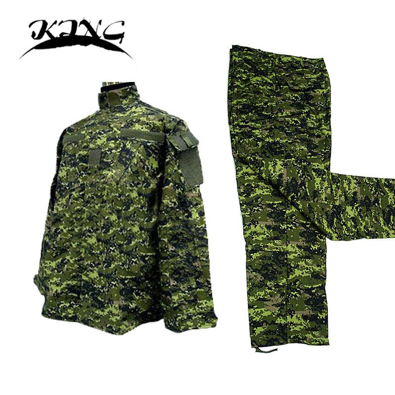 Numrique Camouflage Uniformes Promotion-Achetez des