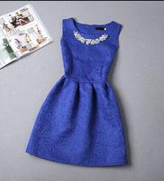 Female fashion ladies summer dresses free delivery slender and elegant women dress dress